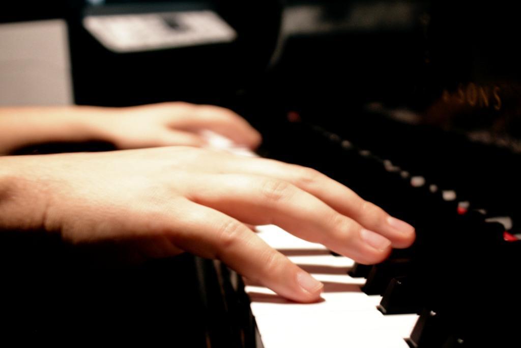 фортепиано в современной обработке слушать