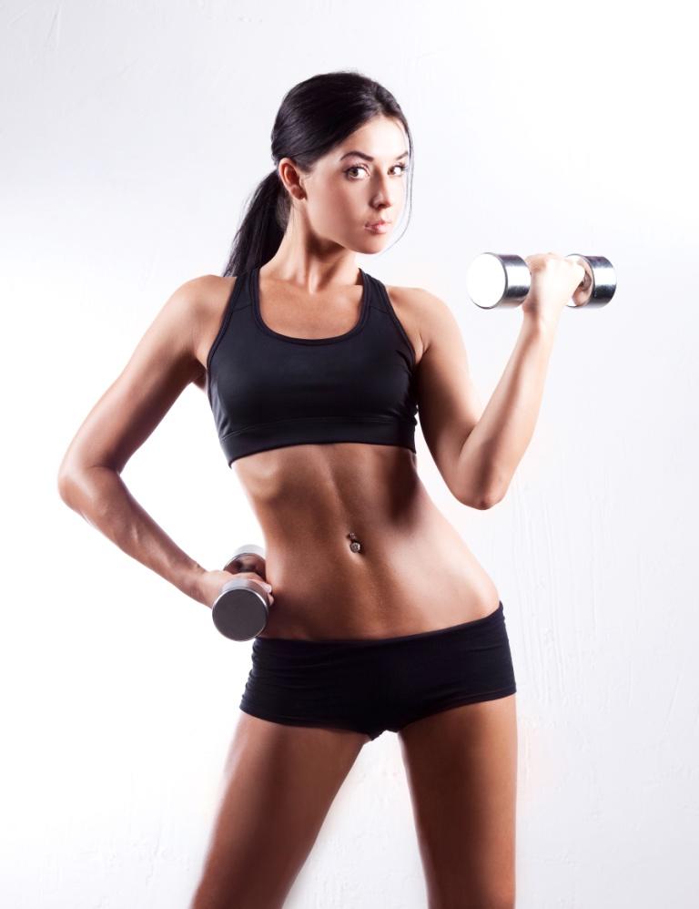 курс фитнеса для похудения